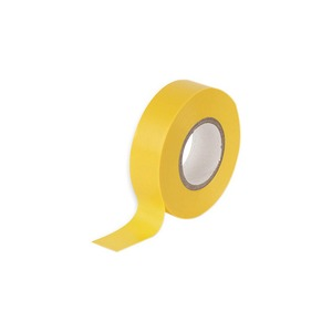 PVC Insulation Tape 33m Yellow