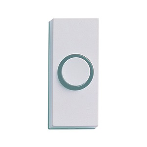 Honeywell Friedland Sesame Illuminated Push Door Bell 54 x 24 x 18mm