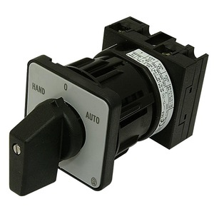 Eaton Centre Mount Control Switch 1-Pole 690VAC 20A
