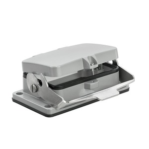 Weidmüller HDC 48B ADLU Bulkhead Enclosure With Cover Size 12