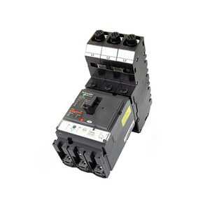 Schneider Powerpact 4 3-Pole Moulded Case Circuit Breaker 36kA 415V 200A