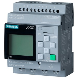 Siemens Logo! 12/24RCE Logic Module