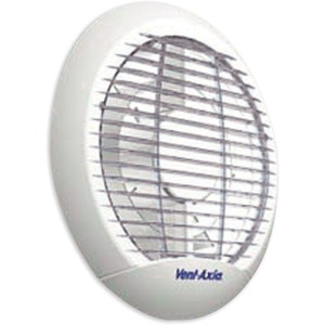Axia Group Eclipse 100XT 14W 90m³/h Bathroom/Toilet Fan with Shutter/Timer 157x 126mm