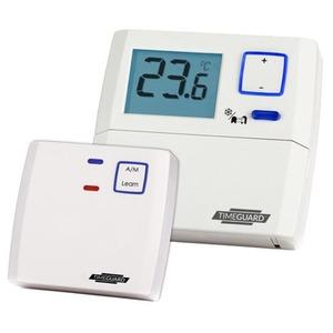 Timeguard 230V 3A SPDT Programastat 95 x 90 x 32mm White