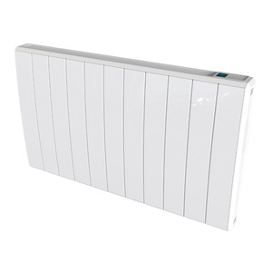 Dimplex 1kW Storage Heater with Programmable Timer and LCD Display 730 x 865 x 185mm White