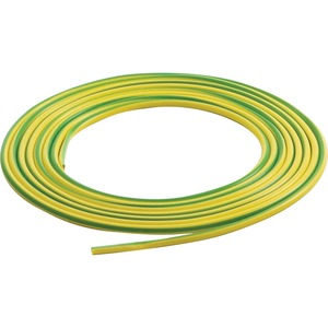 Newlec PVC Sleeving 4mm Green/Yellow