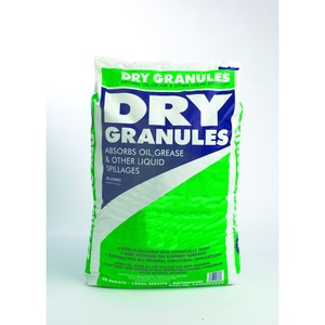Dy Liquid Absorbing Granules 20 Litre Cream