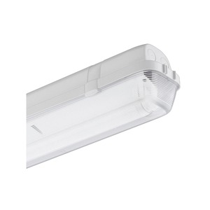 Thorn AquaForce II 1x58W 840 T26 HF Fluorescent Luminaire Cool White