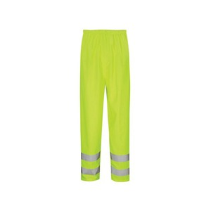 Hydra-Flex Polyester Overtrousers Large Yellow