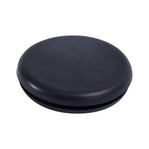 Newlec PVC Blind Grommets M25 Black