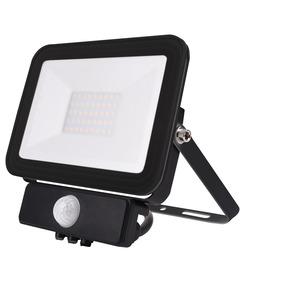 50W LED Outdoor Floodlight Black
