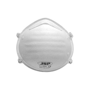 FFP1 Disposable Moulded Respirator without Valve White