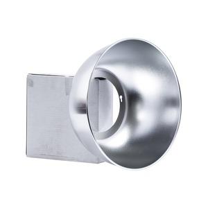 LED 90° Highbay Reflector 145 x 357mm Grey