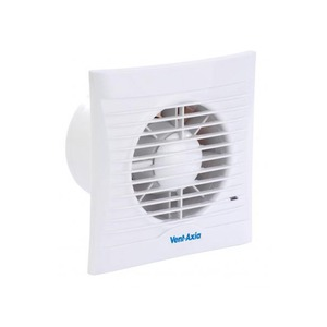 Axia Group Silhouette 100 14W 75m³/h Bathroom/Toilet Fan 147 x 86 x 65mm