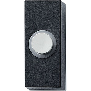 Newlec Bell Push Illuminated Black
