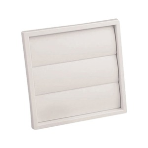Newlec Gravity White Wall Grille 100mm