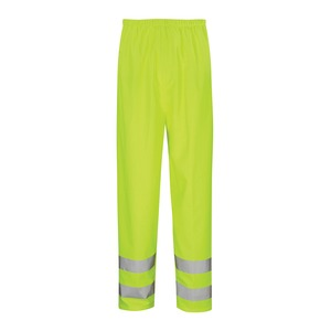 Viking Breathable Class 1 Polyester Overtrousers Small Yellow