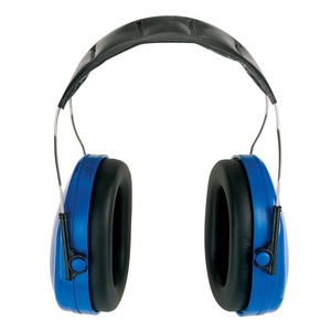 JSP Classic Ear Defender Blue