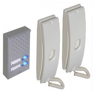 SecureFast 2-Way Audio Door Entry Kit 96 x 154 x 32mm