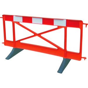 Standard Pro Hurdle Barrier 2 x 1m 15.2Kg Red/White