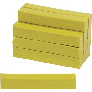 Road Marking Crayon Pack of 12 Yellow