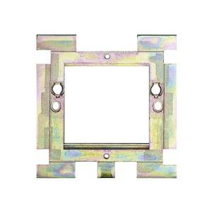 Crabtree Platinum Blank Plate Frame 1-Gang 2 Module 88 x 88mm