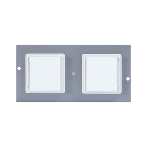 Newlec Floorbox Data Outlet Plate