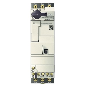 Schneider TeSys 3 Pole 32A Power Base 1NO + 1NC Screw Clamps Control