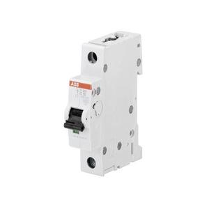 System pro M compact 1-Pole 6A 6/10kA Curve-C Miniature Circuit Breaker 17.5 x 88 x 69mm