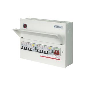 Wylex 10-Way Consumer Unit