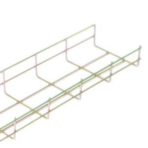 Newlec Wire Basket Tray Standard Depth 60mm x 200mm x 3m