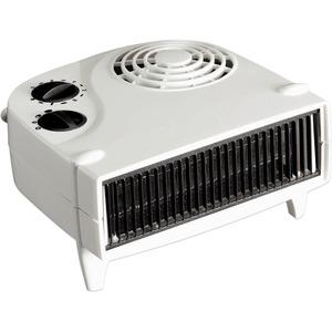 2kW Fan Heater 215 x 192 x 112mm White