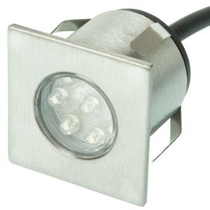KSR Montoro 0.8W 22lm Square LED Recessed Light 3000K