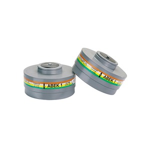 Olympus Unifit ABEK1 Twin Filter Cartridge (Pack of 2)