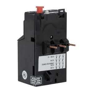 Newlec Overload Relay 1 to 1.6A Black