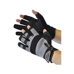 Matrix Mechanics Fingered PVC/Neoprene Glove Size 9 Black