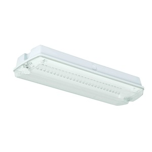 Newlec 3hr LED Emergency Bulkhead 2W IP65