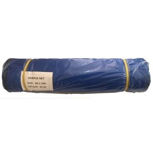 Rail Debris Netting Roll 50 x 2m Blue