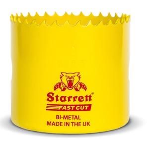 70mm Fast Cut Bi-Metal Holesaw Yellow