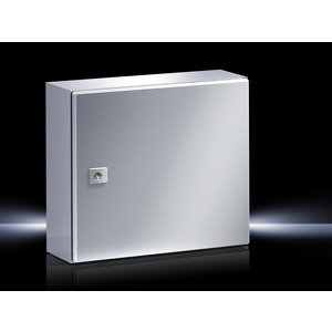 Rittal AE Stainless Steel Compact Enclosure 380 x 380 x 210mm 9.8kg