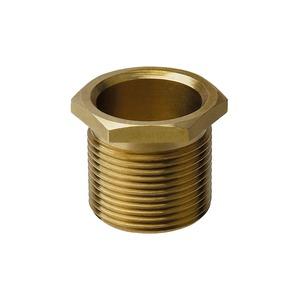 Brass Short Male Bush 25mm